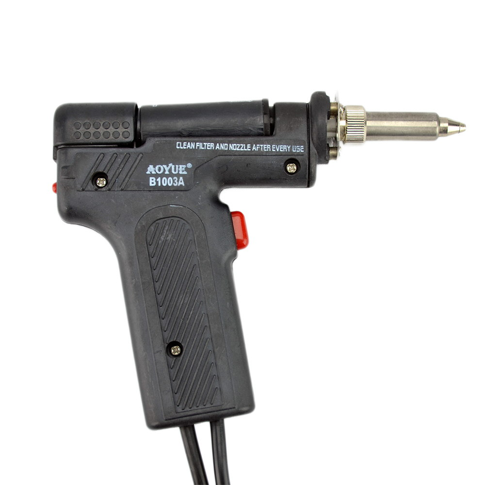 Accessories for De-soldering Guns