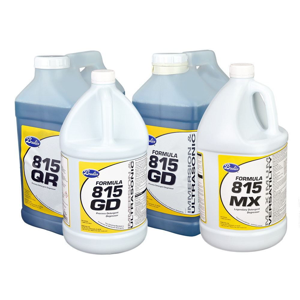 Brulin Cleaning Products
