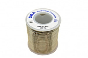 Wire Solder - Pure Tin, Lead Free